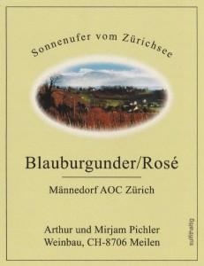 Blauburgunder-Rosé-Männedorf