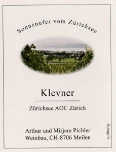 Klevner-Zürichsee