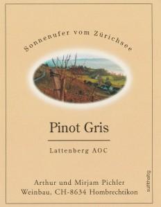 Pinot Gris-Lattenberg