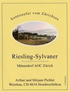 Riesling-Sylvaner-Männedorf