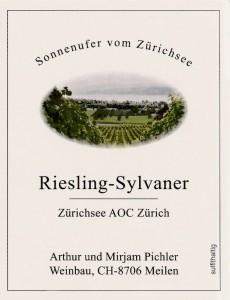 Risling-Sylvaner-Zürichsee