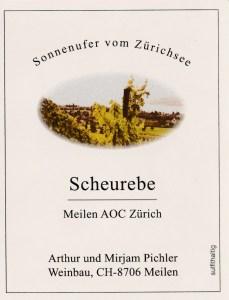 Scheurebe-Meilen